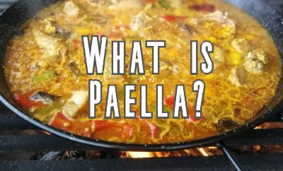 what is paella, the whole experience