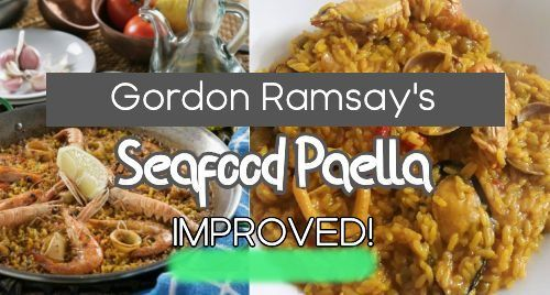 Gordon ramsays paella