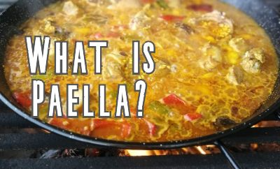What is la paella?
