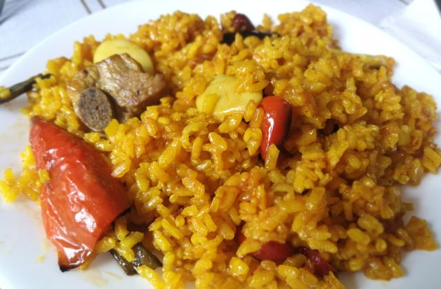 Authentisches Paella-Rezept