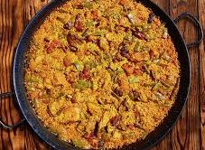 chicken-chorizo-paella