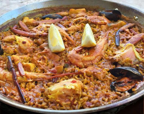 Seafood Paella Recipe Gordon Ramsay