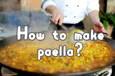 Learn how to cook paella