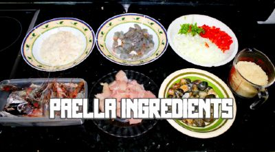 What Ingredients Are In a Paella?
