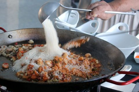 Paella Rice cooking tips