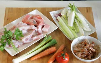 seafood stock ingredients